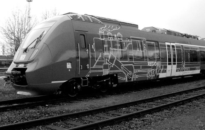 BUFFdiss train