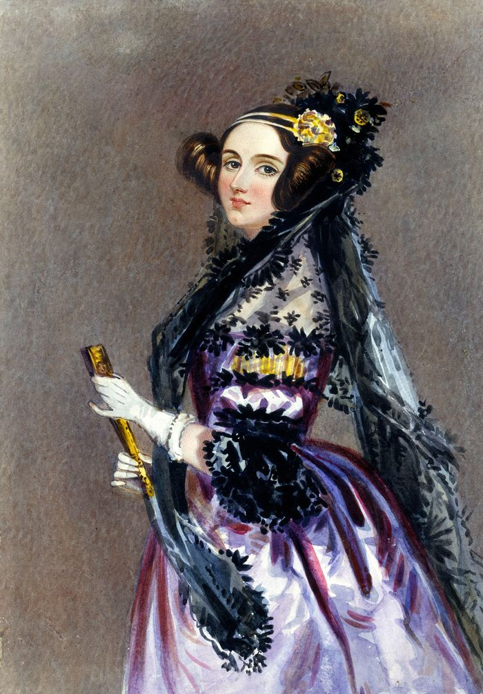 Ada Lovelace created the first algorithm, and discovered the first computer bug.